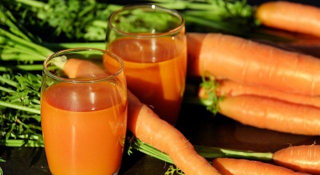 gulerødsjuice